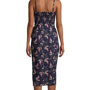 Rebecca Taylor Dresses - Rebecca Taylor Ivie Fleur Wrap Print Dress 0